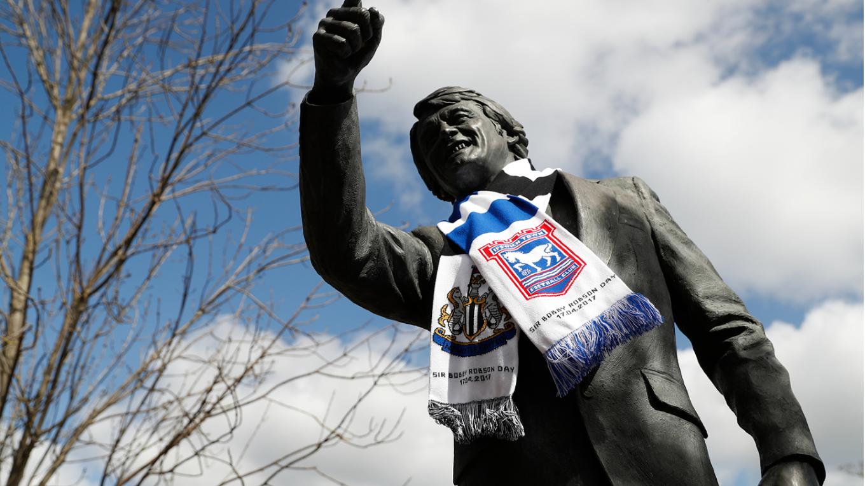 Ipswich Town, el tesoro de Sir Bobby Robson
